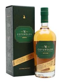 Cotswold single malt Peated cask