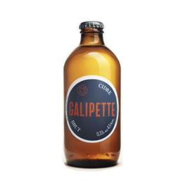 Galipette Cidre Brut 0.33L