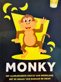 Monky shot