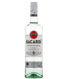 Bacardi Carta Blanca 3.0L