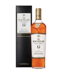 Macallan 12 Y Sherry Oak