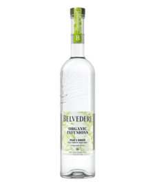 Belvedere Organic Infusions Pear & Ginger