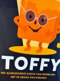Toffy shot