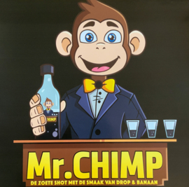 Mr. Chimp  likeur 0.7l