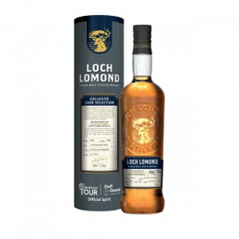 """Loch Lomond exclusive selection  1st fill lSauternes """"The English Open"""""""