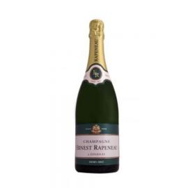 Ernest Rapeneau Demi Sec Champagne 0.75L