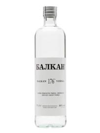 Balkan Vodka 176 88% 0.7L