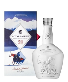 Royal Salute 21 Y The Snow Polo Edition