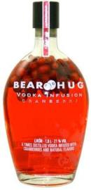 Bear Hug  Infusion Vodka Cranberry 1.0L