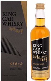 King Car Single Malt 0.2L