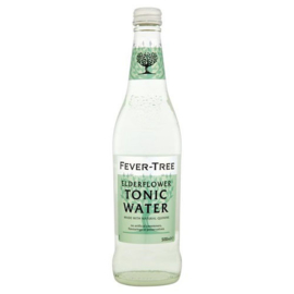 Fever-Tree Elderflower Tonic 0.5L