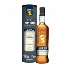 """Loch Lomond exclusive selection  1st fill Rum Barrels """"The English Championship"""""""