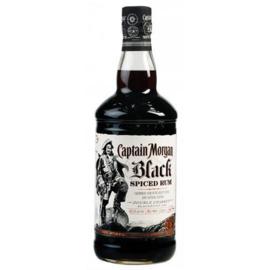 Captain Morgan Black Spiced 1.0L