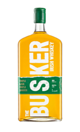 Busker triple cask Irish Whiskey 1.0L