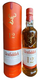 Glenfiddich 12Y Triple oak