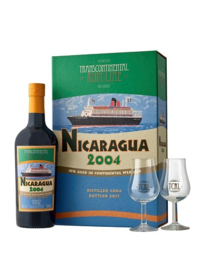 Transcontinental Rum Line Nicaragua 2004 0.7L