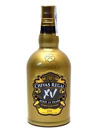 Chivas Regal XV 15 Y gold edition 0.7L
