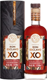Ron Dominica Esclavo XO Islay whisky finish