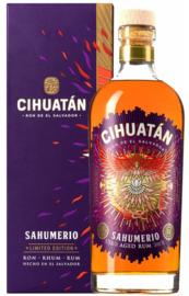 Cihuatan Sahumerio limited edition  rum