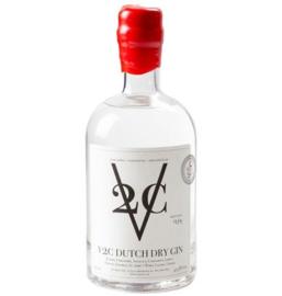 V2C Dutch Dry Gin 0.7L