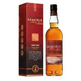Armorik Breton Single Malt Sherry finish