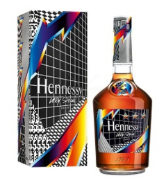 Hennessy VS Cognac Filipe Pantone Ltd.