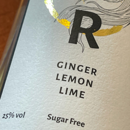 ALTER - Ginger Lemon Lime Sugarfree