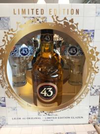Licor 43 Kadoset met 2 glazen