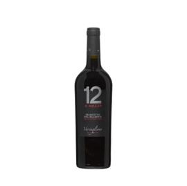 12E Mezzo Primitivo del Salento 0.75L