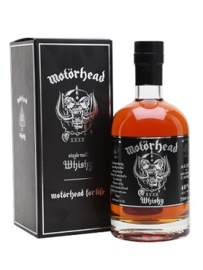 Motörhead single malt Whisky 0.7L