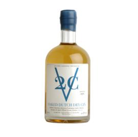 V2C Oaked Dutch Dry Gin 0.5L