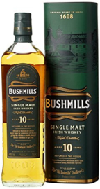 Bushmills 10 Y Single Malt 0.7L