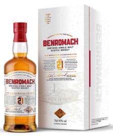 Benromach 21 Y 0.7L