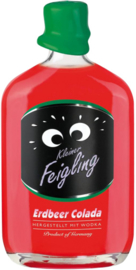 Kleiner Feigling Erdbeer Colada 0.5L