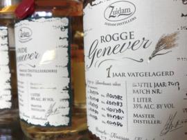 Jenever / Corenwijn / Brandewijn / Vieux