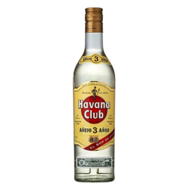 Havana Club 3 Y 0.7L