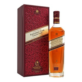 Johnnie Walker Explorer's Club The Royal Route