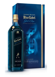 Johnnie Walker Blue Label Ghost and Rare Port Ellen 0.7L