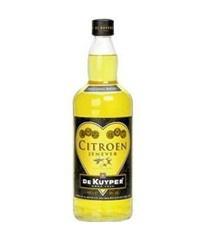 De Kuyper Citroen Jenever 1.0L