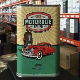 Motorolie Class Racing Honing-drop likorette