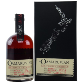 New Zealand Oamaruvian Cask Strength 16 Y