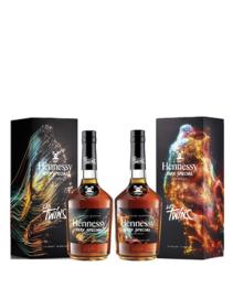 """Hennessy """" Les Twins"""" VS Cognac"""