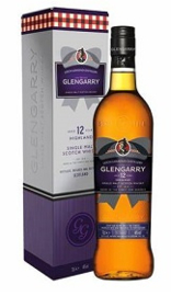 Glengarry 12y Single malt whisky
