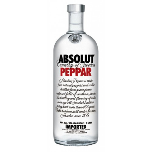 Absolut Peppar 1.0L