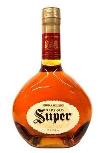 Nikka Super rare old Japanese whisky