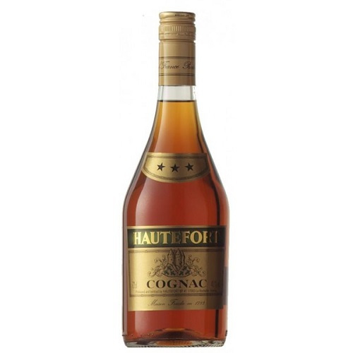 Hautefort *** Cognac 0.7L