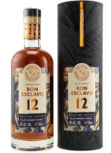 Ron Dominica Esclavo 12Y Islay whisky finish