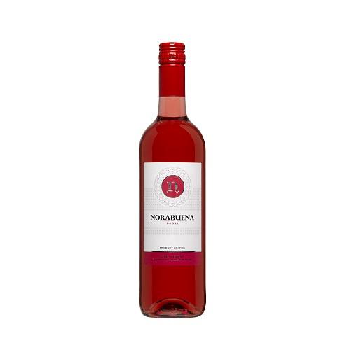 Norabuena Bobal Rosé  doos 6 flessen á 0.75L