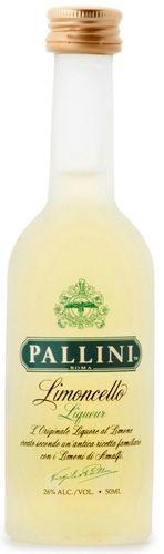 Pallini Limoncello Miniatuur 0.05L