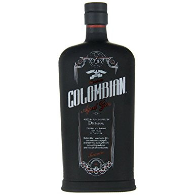 Colombian Aged Gin Treasure 0.7L